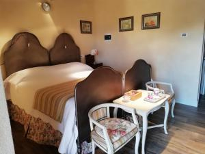 Alle Vignole, Bed and Breakfasts  Coreglia Antelminelli - big - 10