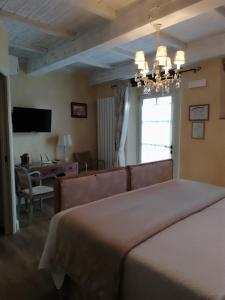 Alle Vignole, Bed and Breakfasts  Coreglia Antelminelli - big - 13