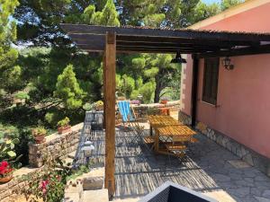 Villa Mariza, Vily  Scopello - big - 29