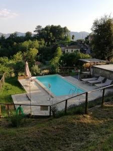 Alle Vignole, Bed and Breakfasts  Coreglia Antelminelli - big - 23