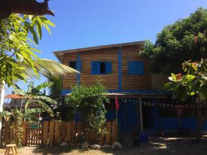 Hostal Puerto Engabao Surf Shelter, Hostels  Engabao - big - 55