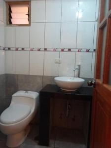 Hostel Andenes, Hostelek  Ollantaytambo - big - 37