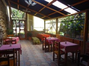 Hostel Andenes, Hostelek  Ollantaytambo - big - 60