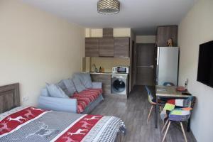 Go Gudauri Apartments, Apartmány  Gudauri - big - 65