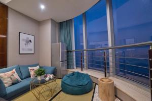 Wisetrip Riverside Apartments, Apartmanok  Hangcsou - big - 50