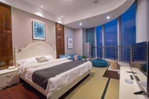 Wisetrip Riverside Apartments, Apartmanok  Hangcsou - big - 51