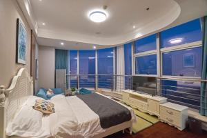 Wisetrip Riverside Apartments, Apartmanok  Hangcsou - big - 52