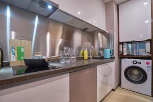 Wisetrip Riverside Apartments, Apartmanok  Hangcsou - big - 53