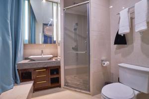 Wisetrip Riverside Apartments, Apartmanok  Hangcsou - big - 54