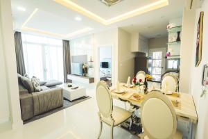 Infinity 28 Condominium, Apartments  Phnom Penh - big - 6
