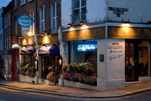 La Gaffe - Restaurant with Rooms.  Foto 20