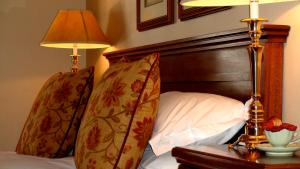豪华双人或双床间
