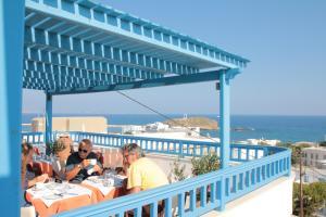 Hotel Anixis, Hotely  Naxos Chora - big - 55