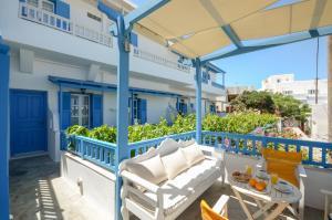 Hotel Anixis, Hotely  Naxos Chora - big - 46