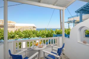 Hotel Anixis, Hotely  Naxos Chora - big - 39