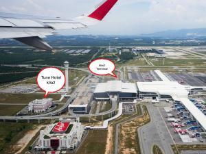 Tune Hotel klia2, Airport Transit Hotel, Hotels  Sepang - big - 1