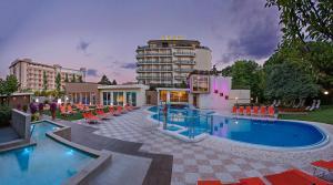 Hotel Eliseo Terme, Szállodák  Montegrotto Terme - big - 88