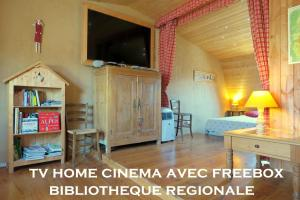 Refuge Renoir City Bed'n'Breakfast, Bed and Breakfasts  Chambéry - big - 11