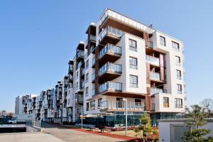 Apartamenty Sun & Snow Olympic, Апартаменты  Колобжег - big - 220