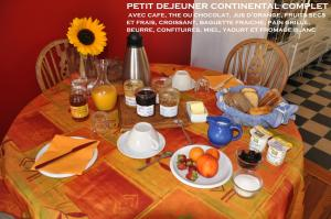 Refuge Renoir City Bed'n'Breakfast, Bed and Breakfasts  Chambéry - big - 10
