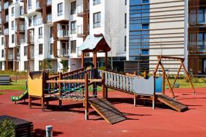 Apartamenty Sun & Snow Olympic, Апартаменты  Колобжег - big - 223