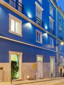 Hello Lisbon Santa Apolónia Apartments