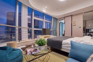 Wisetrip Riverside Apartments, Apartmanok  Hangcsou - big - 55