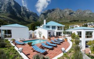 Diamond House Guesthouse, Pensionen  Kapstadt - big - 84
