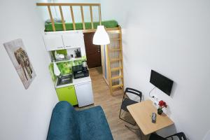 Apartments on 12-ya liniya V.O., Apartmány  Petrohrad - big - 27