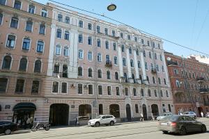 Apartments on 12-ya liniya V.O., Apartmány  Petrohrad - big - 47
