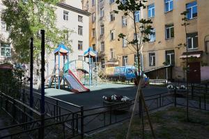 Apartments on 12-ya liniya V.O., Apartmány  Petrohrad - big - 49