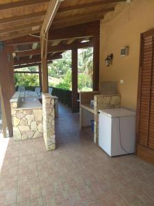 Villa Cala Azzurra con accesso privato alla caletta cala azzurra, Villas  Scopello - big - 21