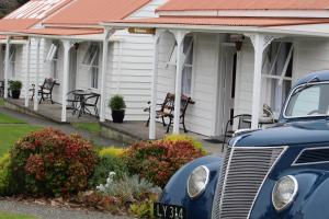 Coromandel Colonial Cottages Motel, Motel  Coromandel Town - big - 22