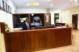 New Safari Hotel, Locande  Arusha - big - 19