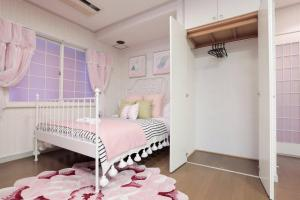 Ostay Apartment in Osaka 518374, Ferienwohnungen  Osaka - big - 4