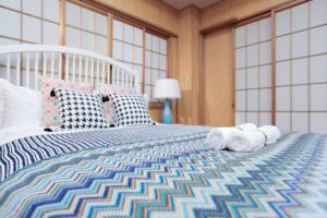 Ostay Apartment in Osaka 518374, Ferienwohnungen  Osaka - big - 35