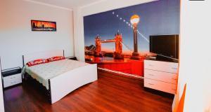 kvartiry posutochno ot Clean Hostel, Ferienwohnungen  Ulan-Ude - big - 1
