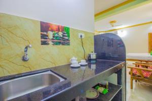OYO 15165 Home Graceful Studio Canacona, Апартаменты  Кола - big - 5