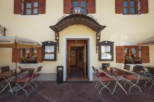 Hotel-Gaststätte zum Erdinger Weißbräu, Отели  Мюнхен - big - 34
