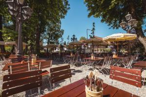 Hotel-Gaststätte zum Erdinger Weißbräu, Отели  Мюнхен - big - 35