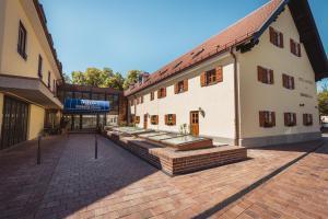 Hotel-Gaststätte zum Erdinger Weißbräu, Отели  Мюнхен - big - 37