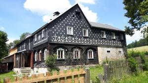Chata Prázdninový dům Nové Hraběcí Šluknov Česko