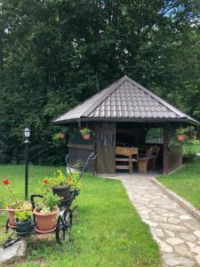 Rooms Family Glumac, Гостевые дома  Езерца - big - 67