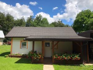 Rooms Family Glumac, Гостевые дома  Езерца - big - 76