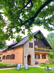 Rooms Family Glumac, Гостевые дома  Езерца - big - 80