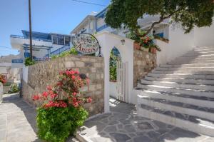 Hotel Anixis, Hotely  Naxos Chora - big - 43