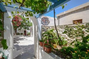 Hotel Anixis, Hotely  Naxos Chora - big - 42