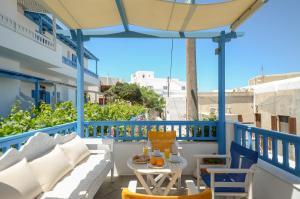 Hotel Anixis, Hotely  Naxos Chora - big - 68