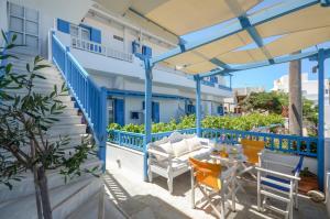 Hotel Anixis, Hotely  Naxos Chora - big - 60