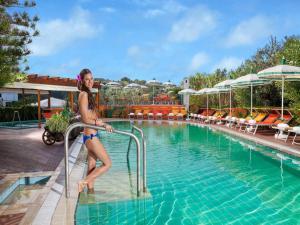 Hotel Terme La Pergola, Szállodák  Ischia - big - 41